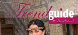 Trendguide Hochzeitsfloristik 2016