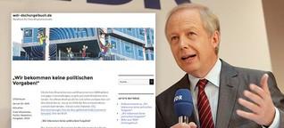 """""""Kein Persilschein"""": Offener Brief war unter WDR-Freien hochumstritten"""