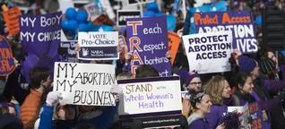 Abtreibung - Was Google über die Verzweiflung schwangerer Frauen verrät