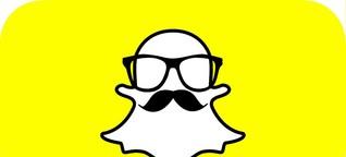 Neue Chatfunktion - Wie Snapchat erwachsen werden will