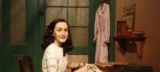 Video-Interview Martina Gedeck : Was hat Anne Frank mit der Flüchtlingskrise zu tun?