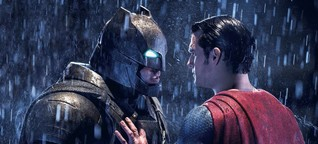 """Batman v Superman"": Finstere Helden in finsteren Zeiten"