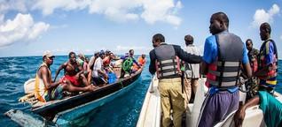 Dynamitfischen in Tansania: Gefahr für Umwelt und Sicherheit