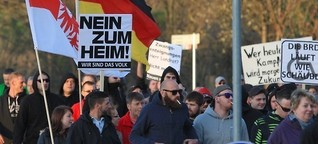"""TV-Doku """"Dunkles Deutschland"""": Die neue Rechte marschiert"""