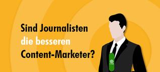 Was Content-Marketer von Journalisten lernen können