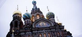 Dinge, die du auf einer St. Petersburg-Reise lernst