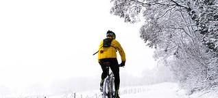 So machen Sie Ihr E-Bike winterfest