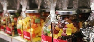 We take you to the candyshop: Hamburgs beste Naschiläden