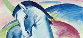 Expressionistischer Maler - Franz Marc fiel im Ersten Weltkrieg bei Verdun Deutschlandfunk / Kalenderblatt