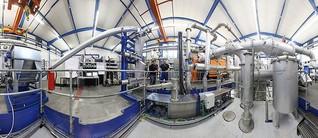 """Biobatterie"": Stromspeicher im Container"
