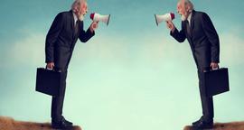 Kommunikation - wahr ist nicht was A sagt, sondern was B versteht.