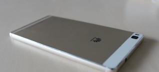 Huawei P8 im Test: Optik, Optik