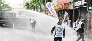 Kooperation oder Verbot: Legale Proteste nur in abgelegenen Stadtteilen möglich –