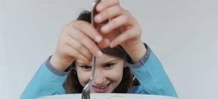 Kinderteller: Die Macht von Pommes und Pasta