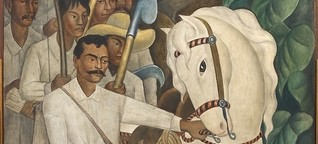 Diego Rivera murals at MoMA