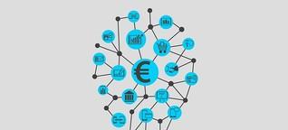 Digitale Revolution im Banken-Alltag