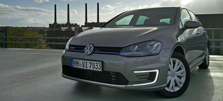 VW Golf GTE: Der Hybrid-Golf im Praxis-Test