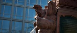 Brunnen in Frankfurt: Es plätschert wieder in der Stadt