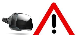 Wie gefährlich ist VR?