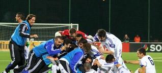 Erstes Auswärts-Tor seit 14 Jahren! San Marino stichelt gegen Ronaldo