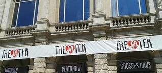 Als ich einmal Platonows Schirmherr war