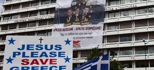 Sport in Griechenland - Mit der Krise leben lernen