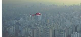 Sao Paulo: Der Pilot und der Motoboy