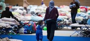 Ministerpräsidentenkonferenz: Schlecht geschützt: Flüchtlingsfrauen in Deutschland - heute-Nachrichten