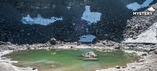 Hunderte Skelette entdeckt: Das Geheimnis des mysteriösen Roopkund-Sees