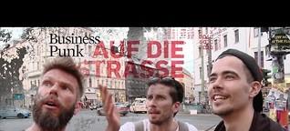Business Punk - Auf die Straße mit Axel Hesse von VYDA!