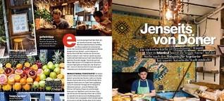 Jenseits von Döner - Vegetarisch durch Istanbul