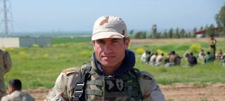 Die Teilzeitsoldaten von Erbil