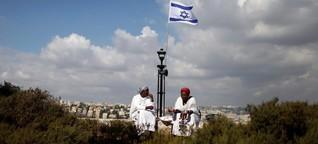 Die letzten jüdischen Äthiopier