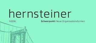 hernsteiner (Kundenmagazin) 1-2016