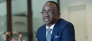 A. Diallo - Vom Senegal in die DHL-Führung | Alle Inhalte | DW.COM | 10.05.2016