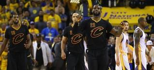 NBA-Superstar LeBron James: Der Auserwählte vollendet die Mission