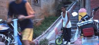 Freiwilligendienst in Caracas: Als Kindergärtner in der Mördergrube