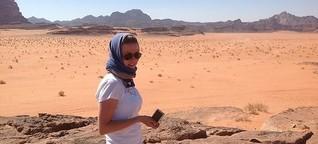 Reiseblog Jordanien: Die Schweiz des Nahen Ostens