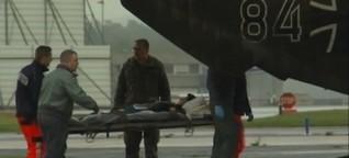 Geschäft mit libyschen Kriegsverletzten