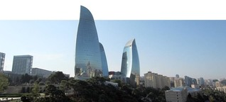 Trotz ESC und Europaspielen: Aserbaidschan rückt von Europa ab - Rhein-Zeitung
