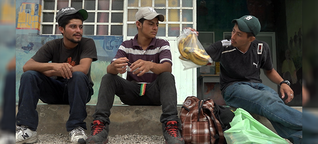 Solidarität mit geflüchteten Menschen und Migrant_innen in Mexiko und Deutschland - Año dual de Alemania en México