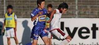 SV Horn - Mit japanischer Hilfe in die Champions League