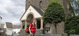 Reportage: Unterwegs zu mir - Pilgerreise von Mayen nach Koblenz - Rhein-Zeitung