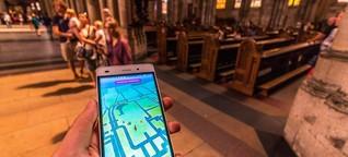 Pokémon Go : Irre: Gamer-Schlacht um den Kölner Dom