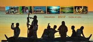 Fotokalender Philippinen 2017