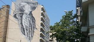 Athener Kunstszene - NZZ am Sonntag (Teil 2)