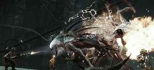 """""""Evolve"""" im Test: Monster sind auch nur Menschen"""