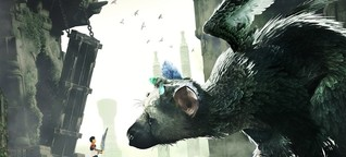 "Gamescom 2016: ""The Last Guardian"" im Hands-On"