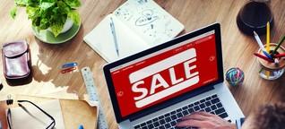 Online-Marktplätze oder eigener Shop - Was ist besser?