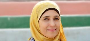Die stille Heldin aus Ramallah